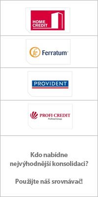 Nejvýhodnější Půjčka - Konsolidace